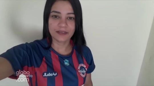 'Posso resumir esse título em uma só palavra: esperança', diz jogadora de Rondônia