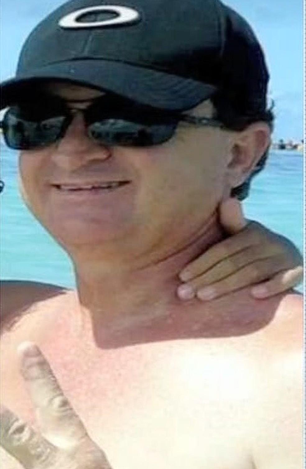 Paulo Henrique ficou foragido por 12 dias — Foto: TVCA/Reprodução
