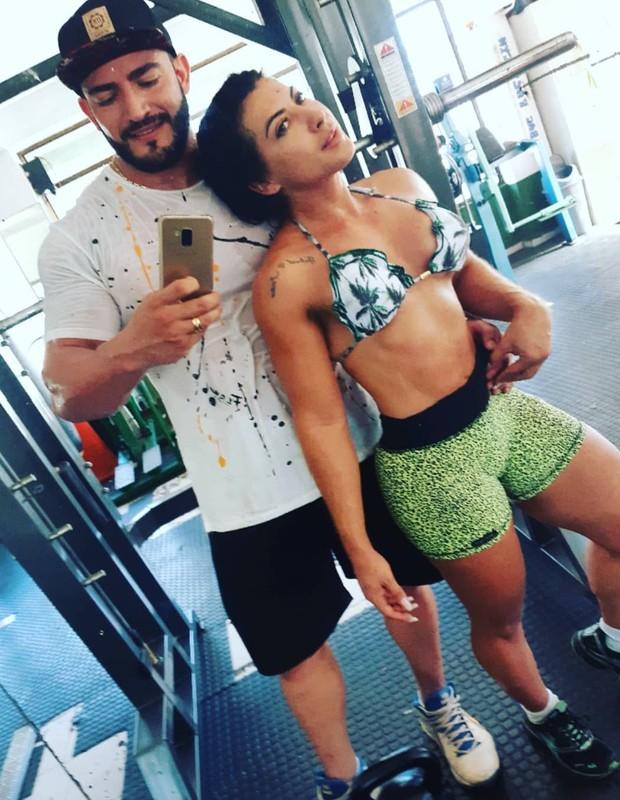 Priscila Pires mostra lua de mel (Foto: Instagram/Reprodução)