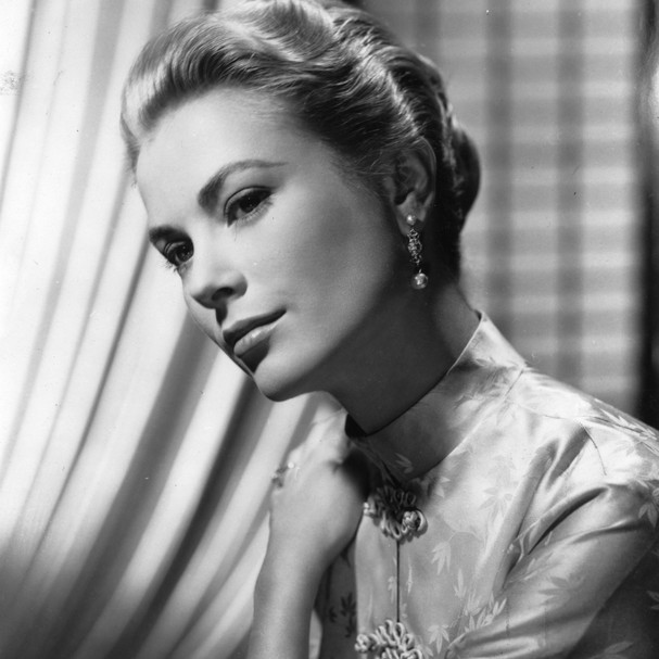 Grace Kelly nos anos 1940 (Foto: Getty Images)