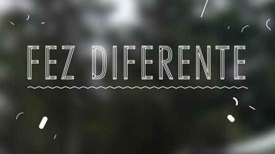 Rede Vanguarda apresenta neste sábado o programa 'Fez Diferente'