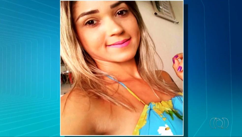 Patrícia Aline dos Santos foi morta. Namorado é o suspeito. — Foto: Arquivo Pessoal