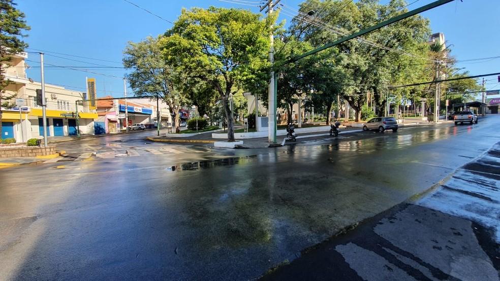 Prefeitura de Laranjal Paulista adota novas medidas para combater o coronavírus — Foto: Prefeitura de Laranjal Paulista/Divulgação