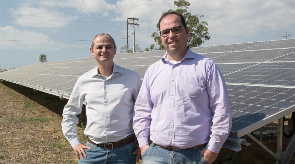 Os empreendedores Alexandre Bueno e Guilherme Susteras (Foto: Divulgação )