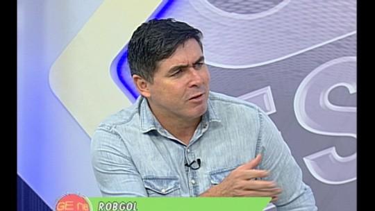 Robgol relembra proposta do Verdão, inicio de Dani Alves e fala da vida atual