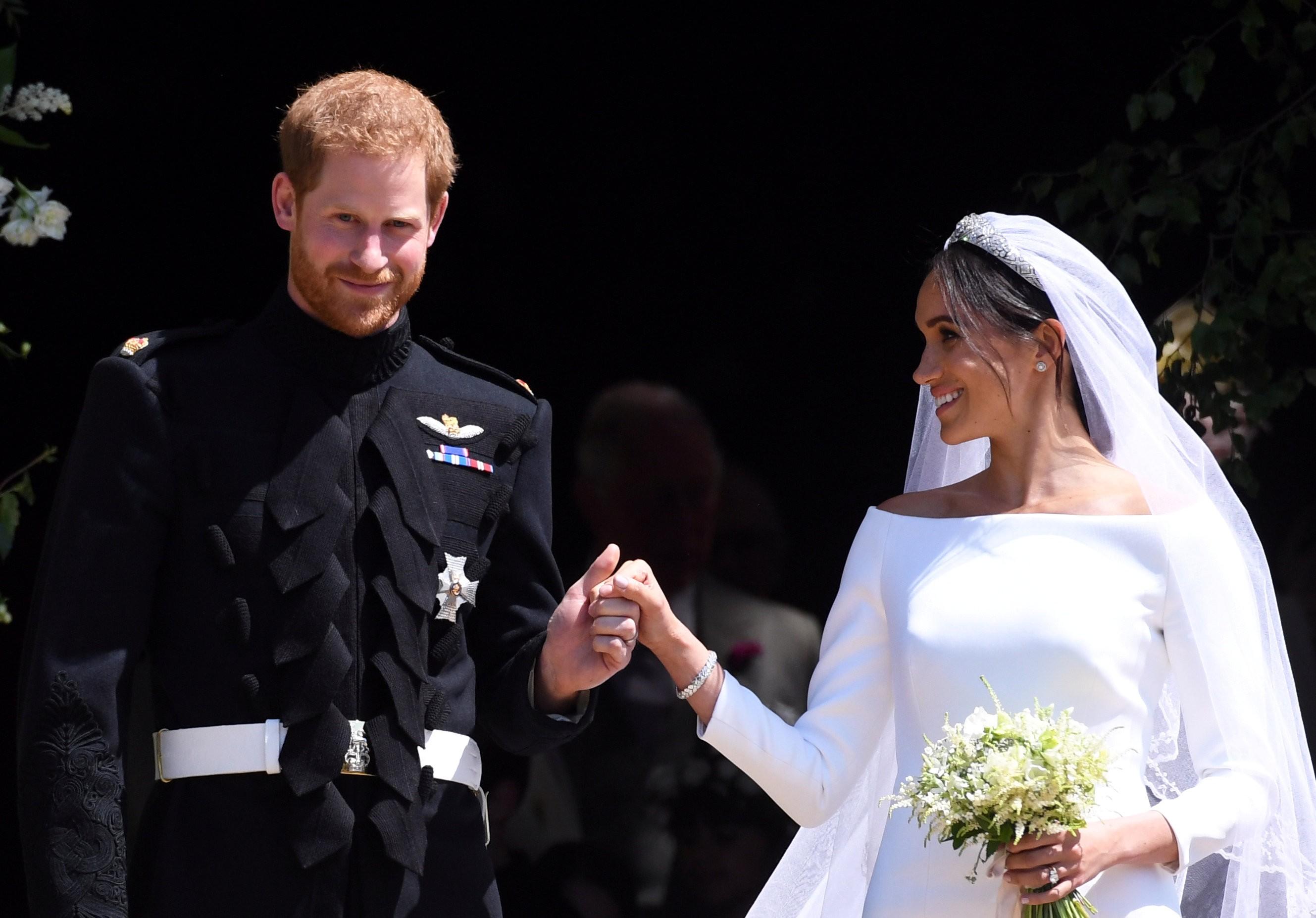 Veja a repercussão do casamento do príncipe Harry e Meghan Markle