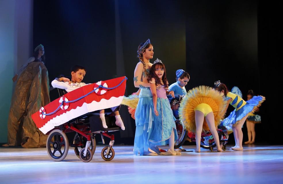Companhia Ballet Denise França se apresenta no final de semana em Cuiabá (Foto: Assessoria)