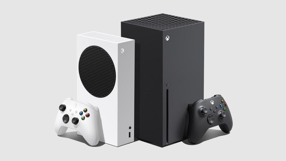 Xbox Series S e Xbox Series X chegaram ao mercado nesta terça-feira — Foto: Divulgação/Microsoft