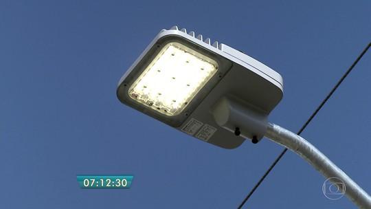 Moradores de São Paulo aprovam mudança para iluminação LED
