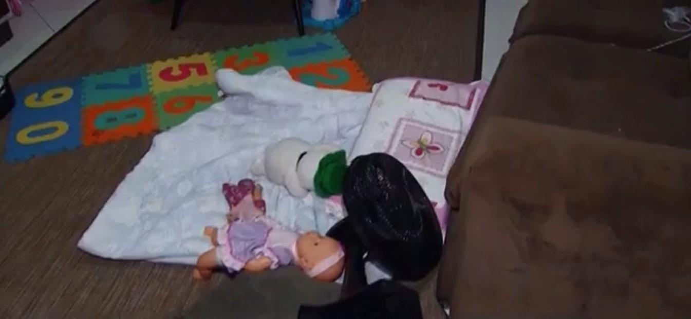 Mãe e filha são feitas reféns e amarradas em quarto durante assalto, em Cascavel
