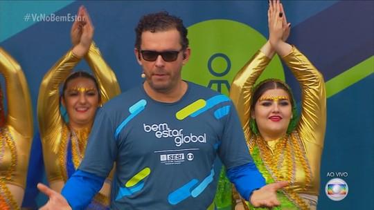 Bem Estar ao vivo de Joinville destaca Festival de Dança