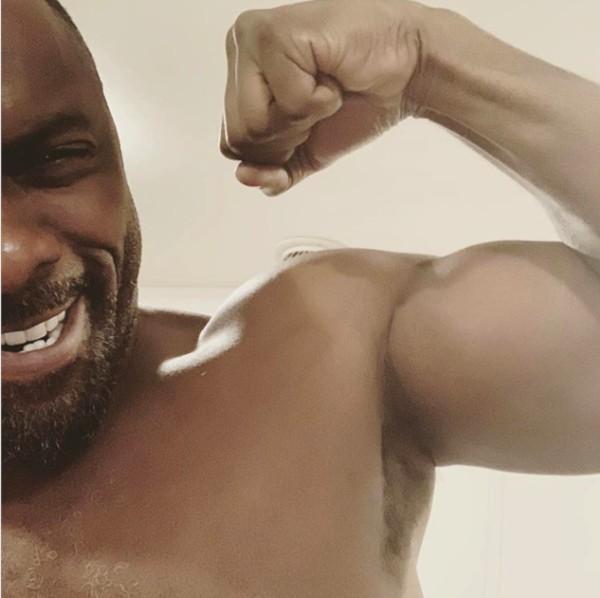 Idris Elba (Foto: Instagram)