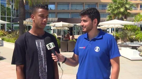 Cheio de moral com Tite, Jorge vibra por Neymar e espera se destacar nos duelos