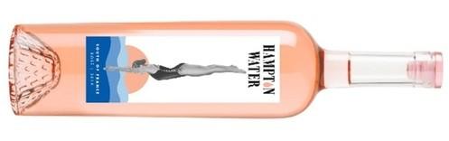 Hampton Water: rosé com Grenache; Cinsaulte Mourvèdre