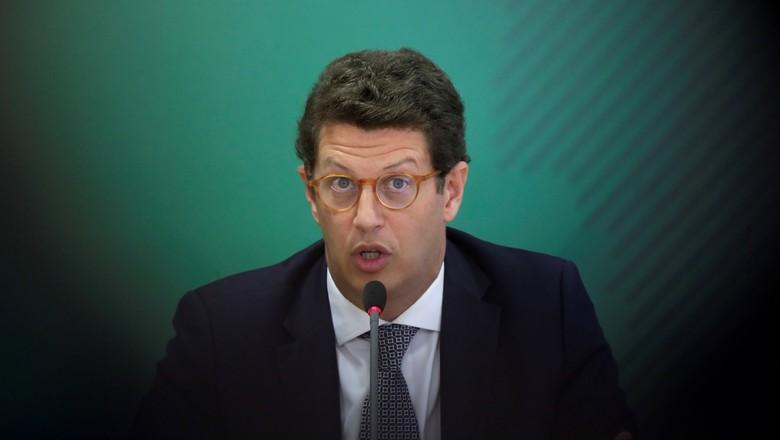 Ministro do Meio Ambiente, Ricardo Salles (Foto: REUTERS/Ueslei Marcelino)