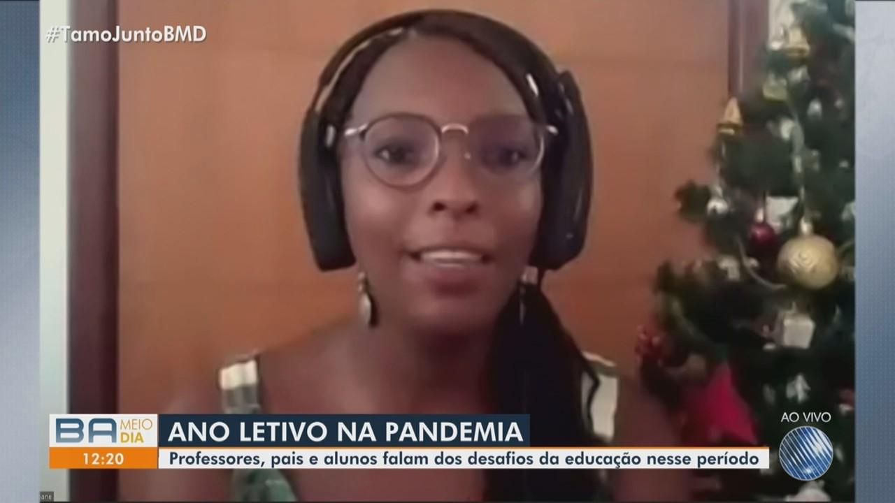 Professores, pais e alunos falam sobre desafios da educação durante a pandemia