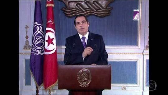 Morre, na Arábia Saudita, o ditador Ben Ali, aos 83 anos
