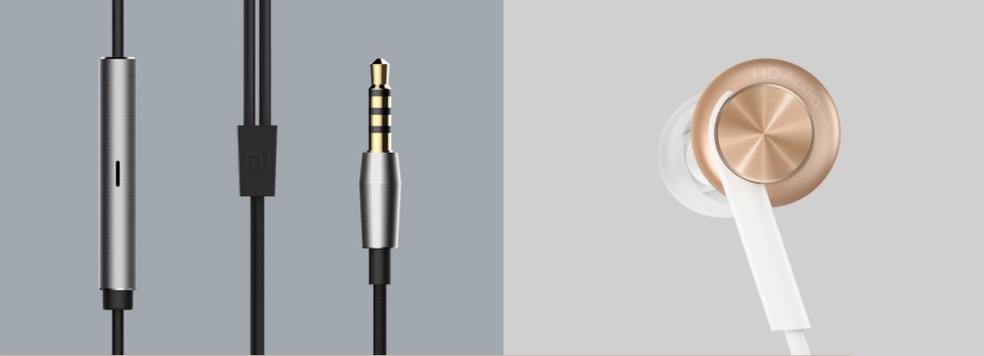 Botões do controle do Mi In-Ear Headphones Pro não são compatíveis com iPhones (Foto: Divulgação/Xiaomi)