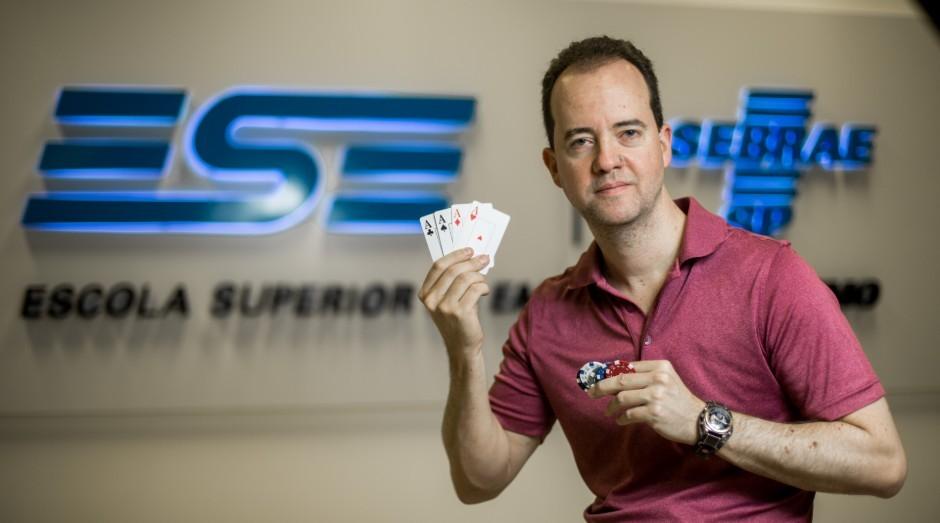 Fernando Ruiz, professor da disciplina Estratégias em Jogo da Escola Superior de Empreendedorismo Sebrae-SP  (Foto: Jornal de Negócios do Sebrae-SP)