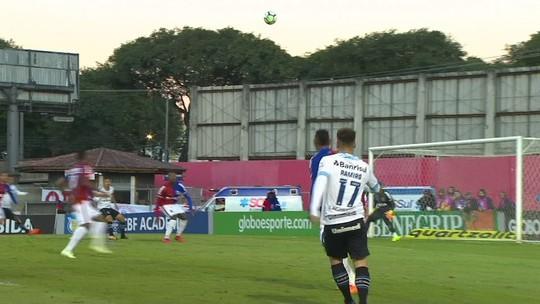 Micale explica postura defensiva do Paraná e valoriza ponto contra o Grêmio