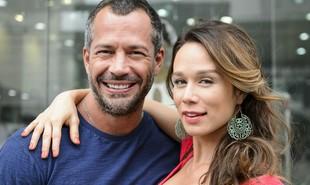 'Haja coração' volta à Globo nesta segunda-feira, 12. No primeiro capítulo, Apolo (Malvino Salvador), namorado de infância de Tancinha (Mariana Ximenes), pede a moça em casamento | TV Globo