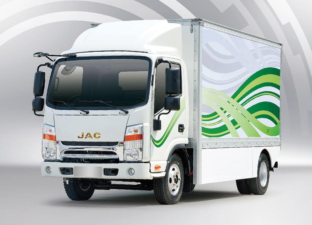 Jac iET 1200 — Foto: Divulgação