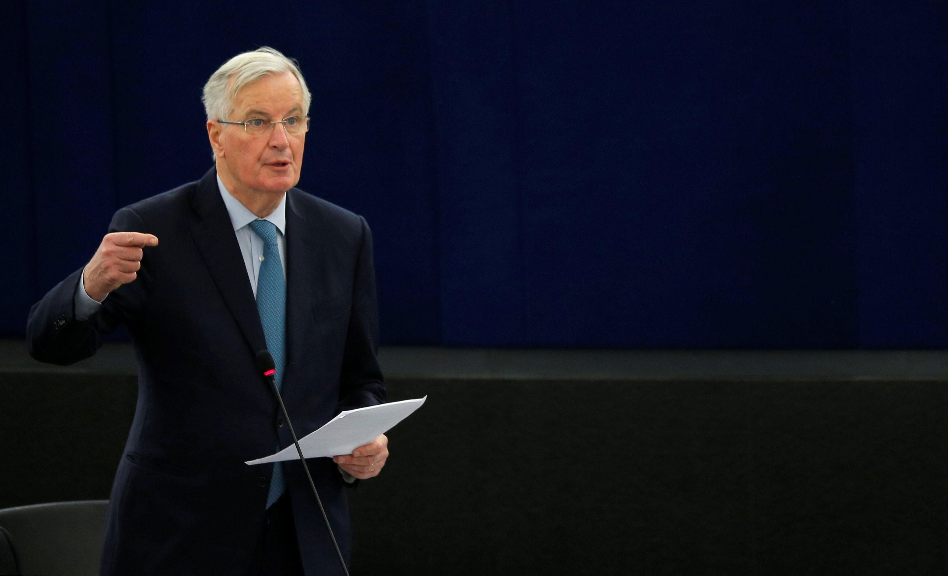 'Nunca o risco de um não acordo pareceu tão alto', avalia negociador europeu para o Brexit
