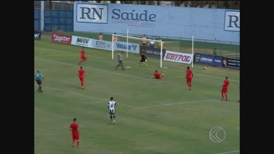 Após goleada na estreia, Araxá tem semana de folga na 2ª Divisão do Mineiro
