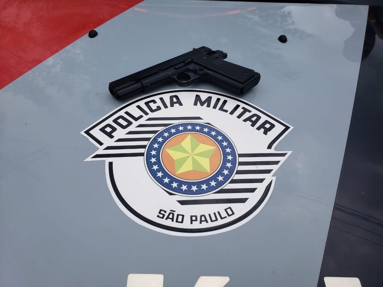 Polícia prende homem suspeito de praticar roubos em Sorocaba