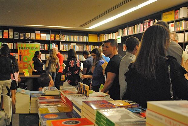 Lançamento do livro Pré-Adolescente: um guia para entender seu filho (Foto: Divulgação)