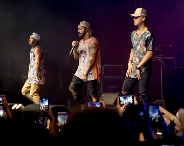 Os meninos do 3Y! (Foto: Manuela Scarpa/Brazil News)