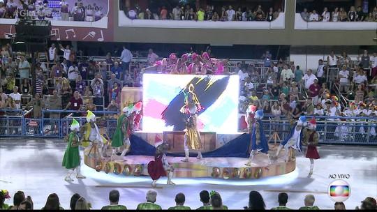 São Clemente tenta título inédito com desfile sobre os 200 anos da Escola de Belas Artes