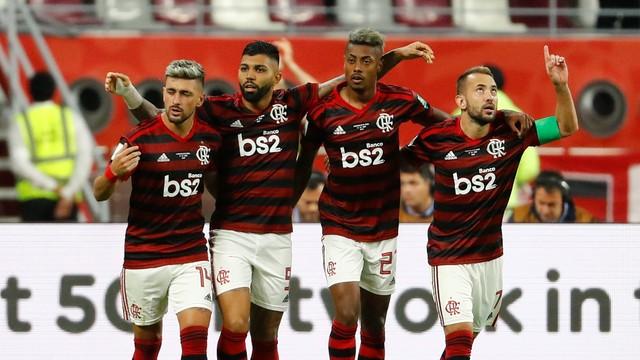 Flamengo x Al Hihal, Mundial de Clubes