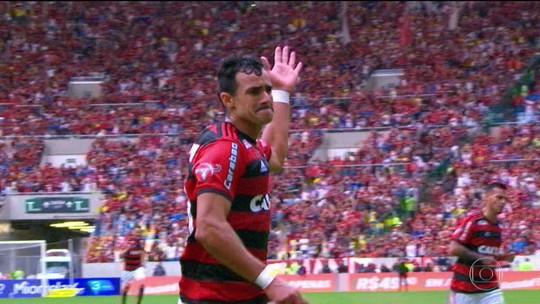Com lesão de Uribe, Dourado e Lincoln disputam vaga no ataque do Flamengo contra o Grêmio