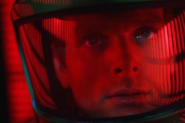 Uma cena do clássico 2001 - Uma Odisseia no Espaço (1968) (Foto: Reprodução)