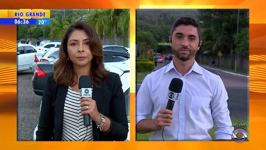 Candidatos participam do segundo dia de prova do vestibular 2018 da UFRGS nesta segunda-feira