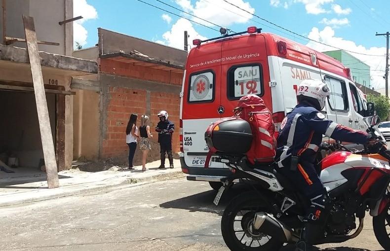 Dois trabalhadores ficam feridos em obra após queda de 6 metros de altura em São Carlos - Noticias