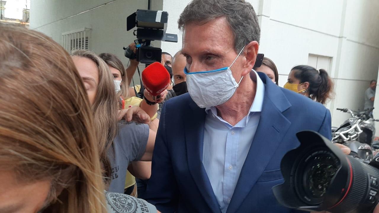Justiça mantém decisão que impede ex-prefeito Marcelo Crivella de deixar o país