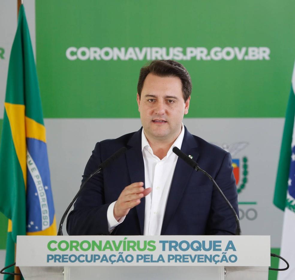 Ratinho Junior evita repercutir discurso de Bolsonaro e mantém ...