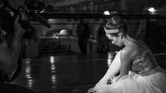Mariana Ximenes brilha em cena de balé, no último capítulo de 'Haja Coração'! Veja os bastidores e fotos inéditas