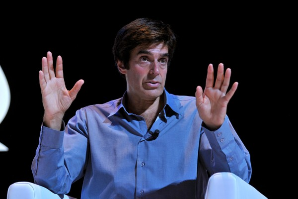 O mágico David Copperfield (Foto: Getty Images)