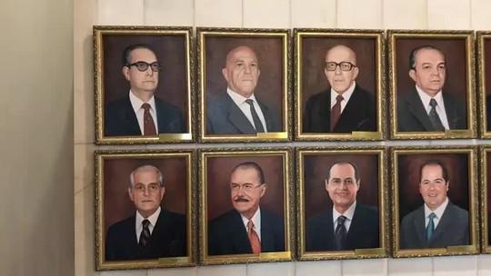 Senado contrata ateliê de arte por R$ 8,2 mil para pintar retrato em óleo sobre tela de Eunício Oliveira