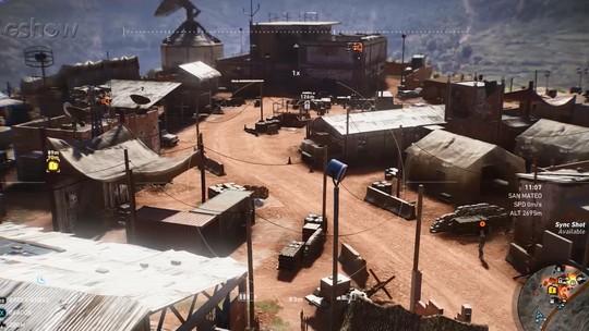 Veja gameplay estendido de 'Ghost Recon: Wildlands' com Tiago Leifert