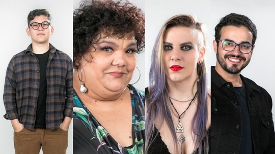 Conheça os paranaenses que estão na nona temporada do 'The Voice Brasil'