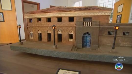 Sorocaba recebe exposição com réplicas dos prédios da Fazenda Ipanema