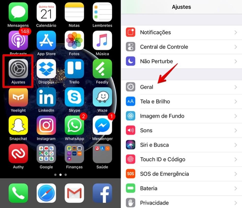 Como ativar o modo escuro no iPhone com iOS 11 | Sistemas