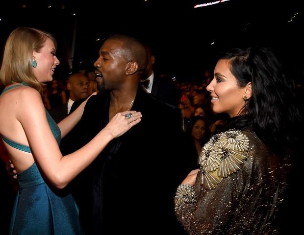 Briga entre Taylor Swift e Kanye West ganha novo capítulo - Vogue | gente