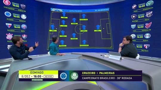 """Pedrinho afirma que Cruzeiro está pagando o preço por ter demitido Ceni: """"O trabalho teria fluído"""""""