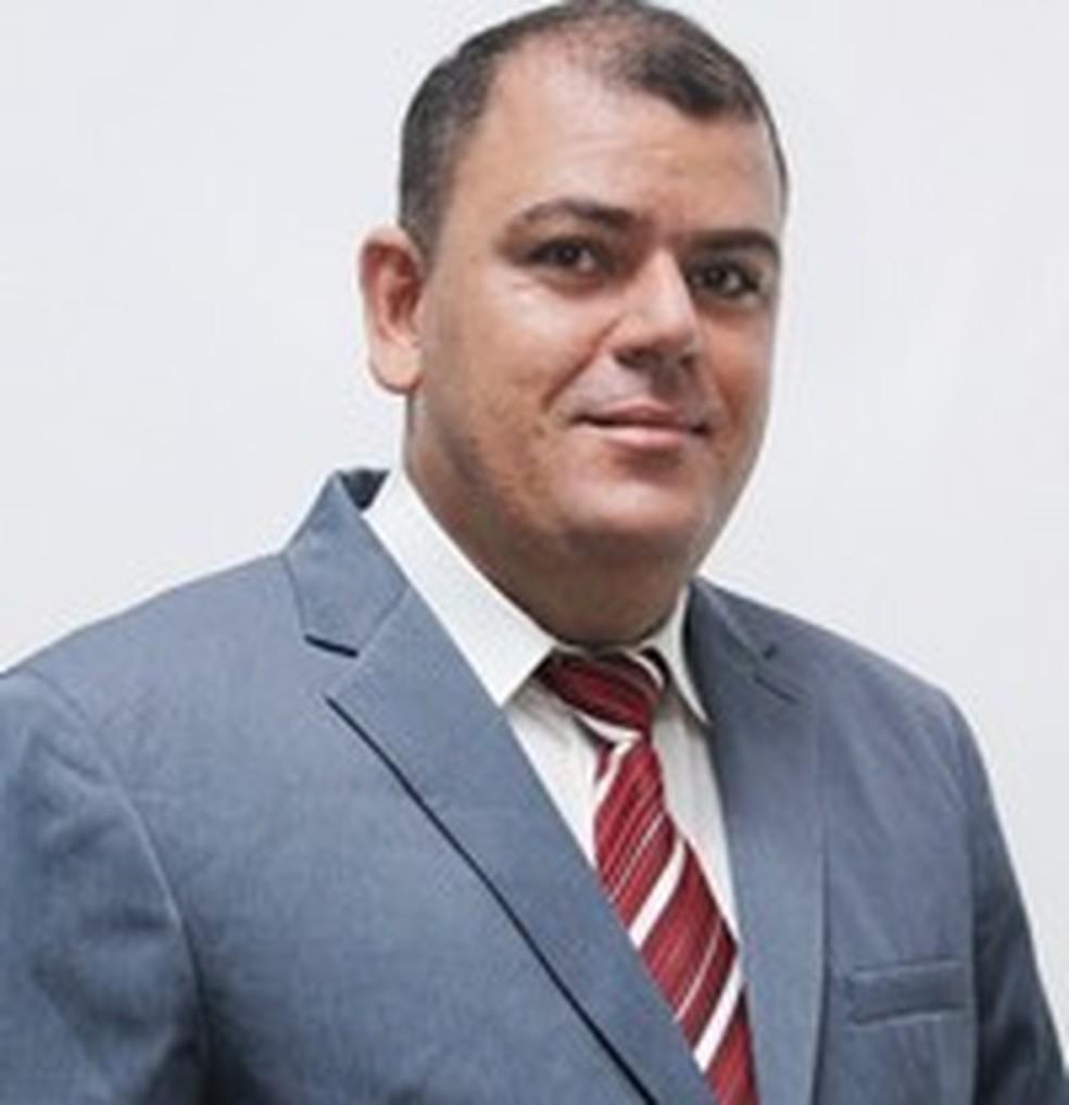 Verador de Ji-Paraná, RO, Clodoaldo Cardoso (PR) (Foto: TRE/Divulgação)
