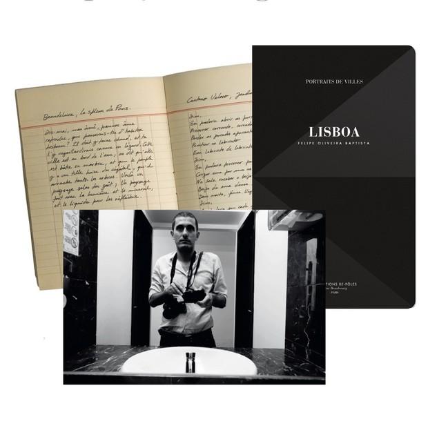 O estilista durante suas andanças lisboetas, reunidas em livro de fotografias que inclui canção de Caetano Veloso na introdução (Foto: Felipe Oliveira Baptista)